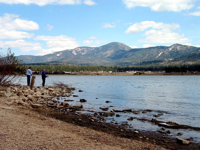 Fishing on big bear lake flickr photo sharing for Fishing in big bear
