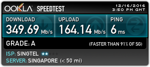 eero - Speed Test