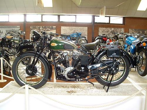 BSA 1935 500cc