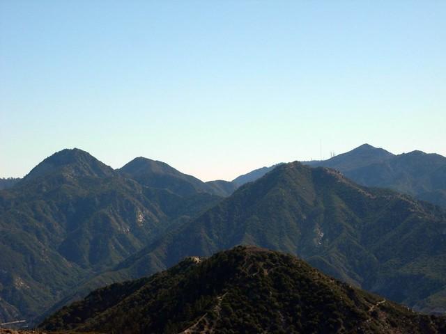 Condor Peak via Trail Canyon 043
