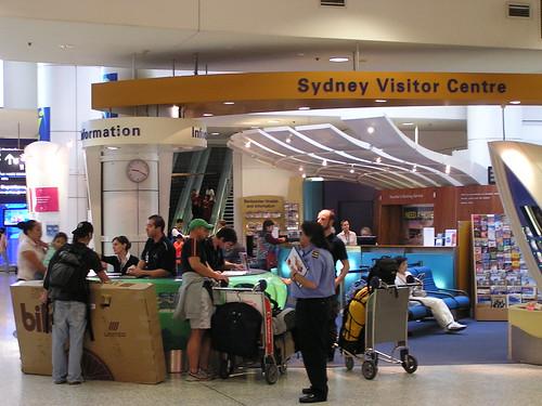 Sydney Visitor Center