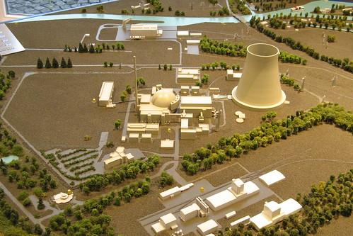 "Nuclear power plant ""Kernkraftwerk Emsland"""