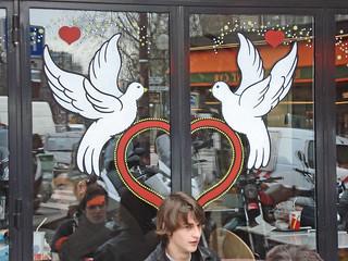 St Valentine au MacDo 2007