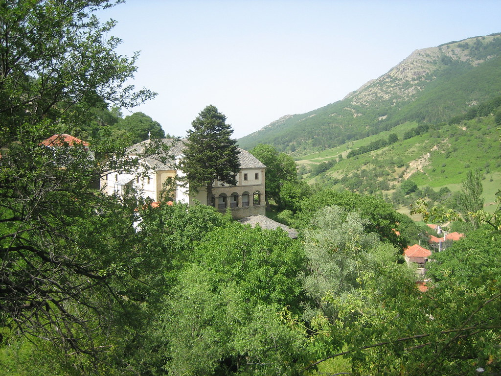 Пелистер, Македония