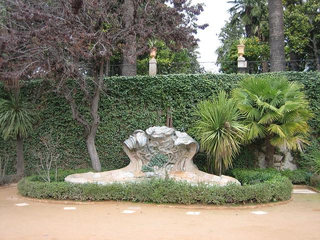 Jard n rom ntico carmen de los m rtires flickr photo for Jardin romantico