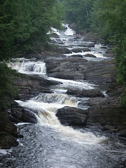 Moxie Falls - The Forks, Maine 1