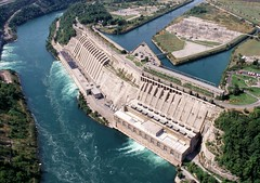 Sir Adam Beck Hydroelectric Generating Stations