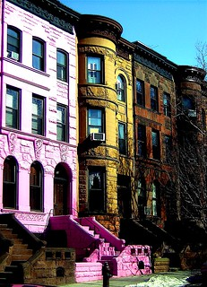 Pink Brownstone