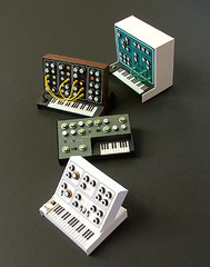Pocket Synths
