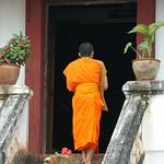 Monk - Luang Prabang, Laos