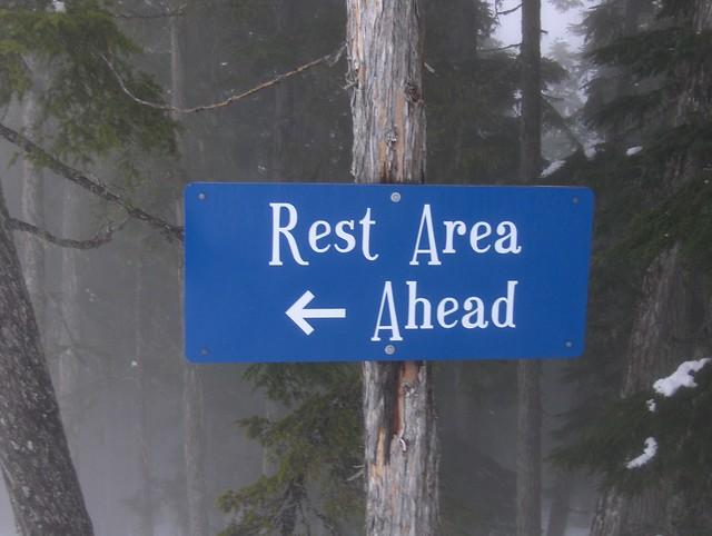Rest Area?