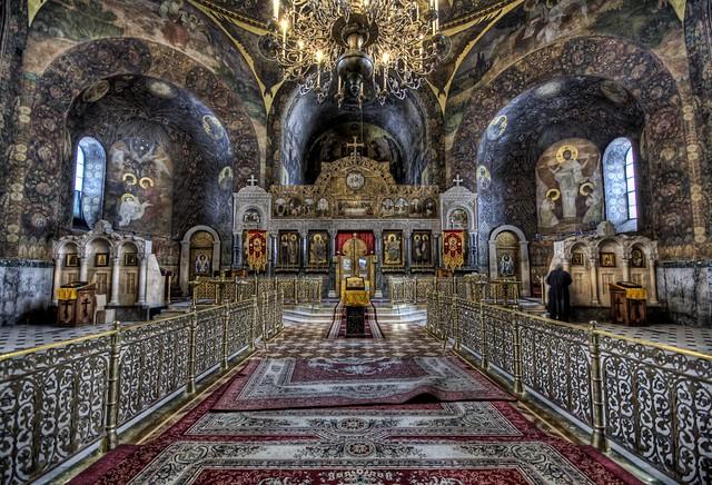 Unorthodox Religion at Kievo-Pecherskaya Larva