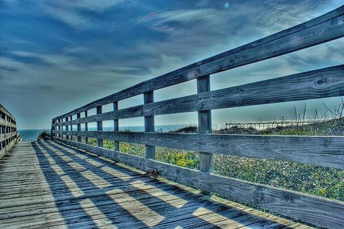 beach photoshop view northcarolina hdr atlanticbeach photomatix