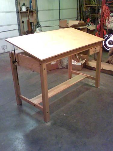 MAYLINE DRAFTING TABLE | MAYLINE DRAFTING TABLE