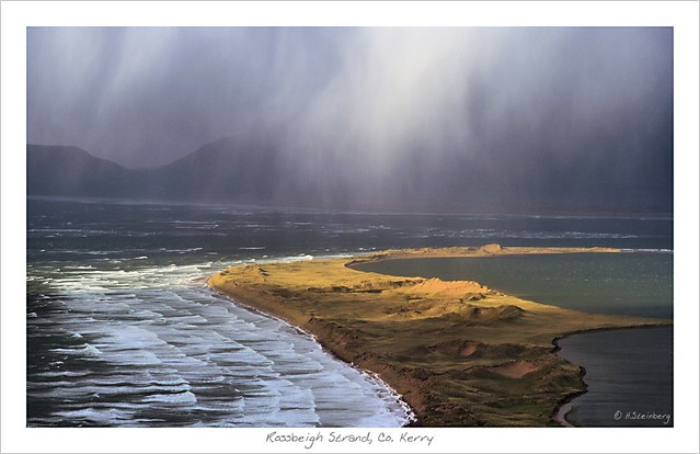 Rain over Rossbeigh