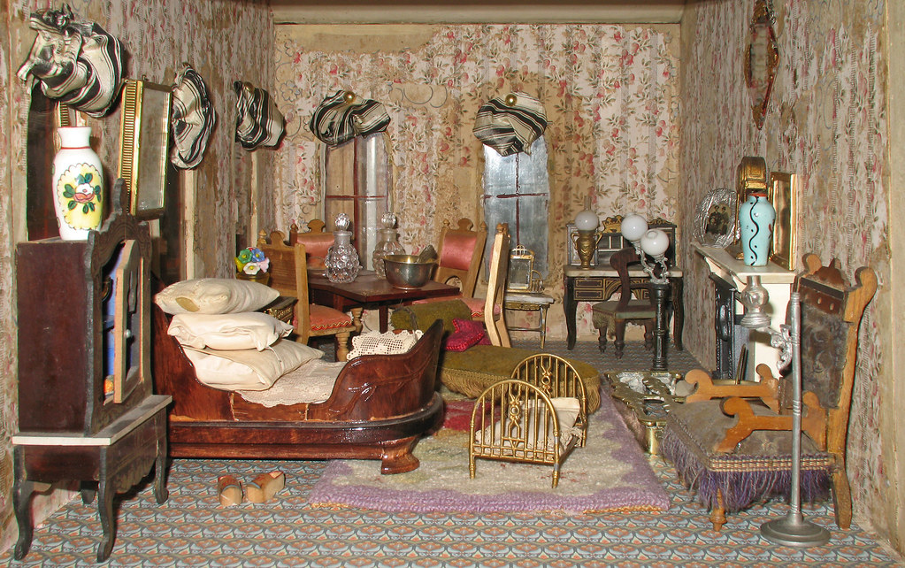 Awesome All Sizes Antique Victorian Doll House Flickr Photo Download Free Architecture Designs Scobabritishbridgeorg