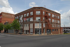 The Creswell Hotel Corner View #3