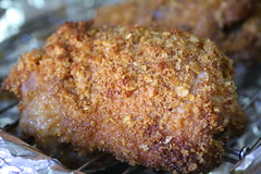 chicken meat, panko, fried food, cutlet, meat, korokke, food, dish, cuisine, fried chicken,