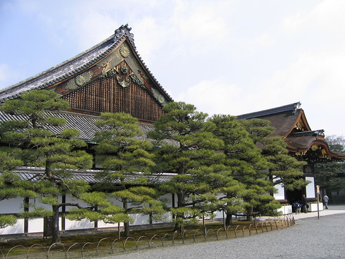Ninomaru Goten & Pines - 無料写真検索fotoq