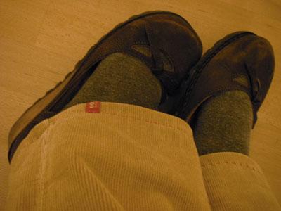 Como fazer barra de calça? passo #6
