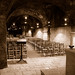 In the crypt at Chartres ©Philocrites