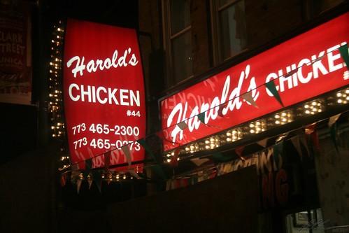 Harold's Chicken #44