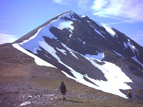 Stob Coire Easain (1115m)