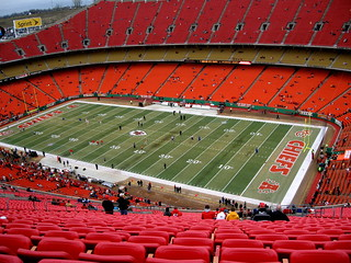 Arrowhead Stadium - Empty Stadium