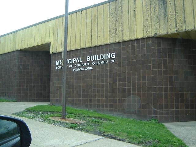 Centralia Municipal Building