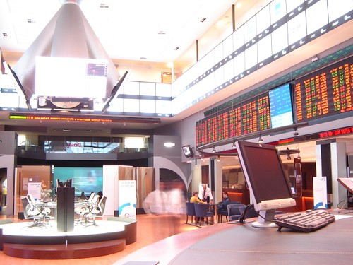Bolsa de Valores / Stock Exchange