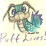 154. Puff, the Magic Dragon