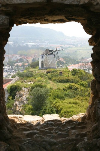 """No. 88 Z, Obidos (Portugal), page 252, """"1000 Places To See Before You Die."""""""