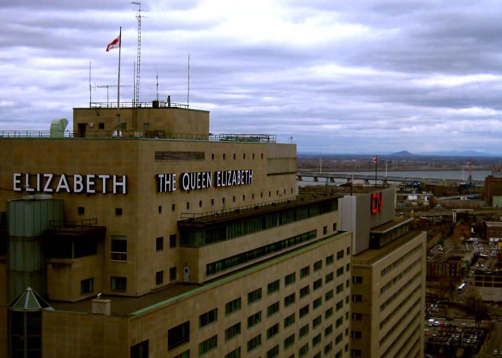The Queen Elizabeth Hotel