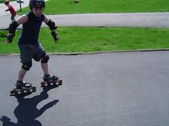 Vincent Inline Skating