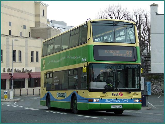 First 32802 T802LLC