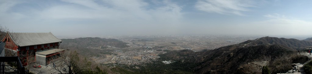 Fragrant Hills Panorama