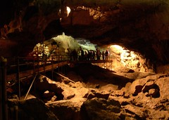 White Scar Caves (April 4, 2007)