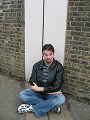 Sitting on the Prime Meridian