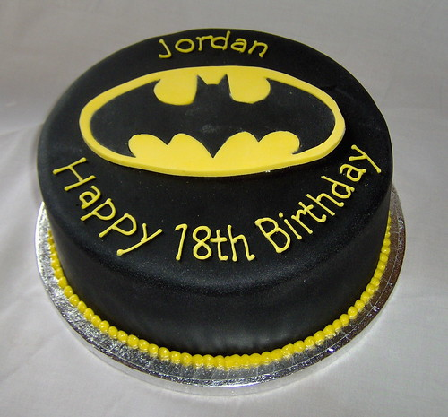 Batman cake..looking for ideas - Create A Cake - BabyCentre