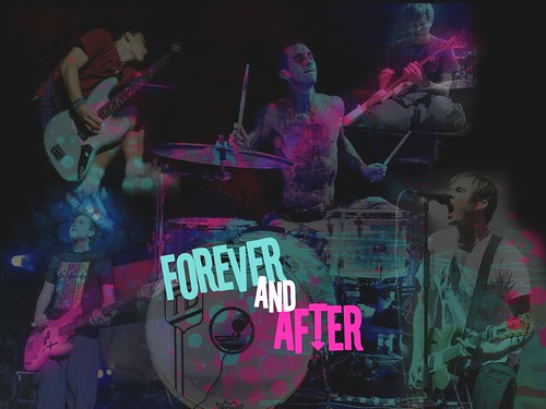 blink-182 - Forever and After - Wallpaper