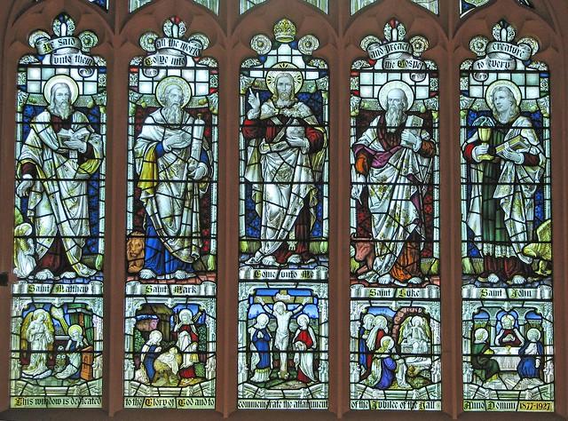 Wycliffe hall east window the east window was installed for 189 window world window installed