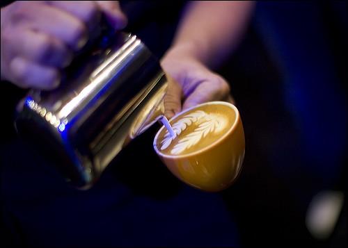 Live Solutions Events - Friesche Vlag Nederlands Kampioenschap Latte Art - Central Studios (Utrecht)