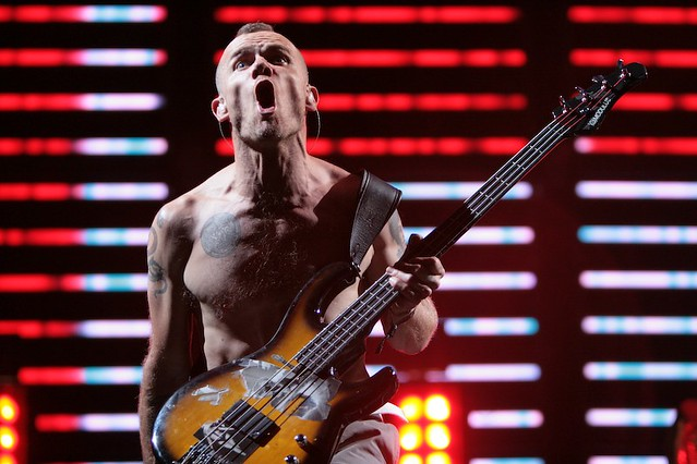 Coachella 2007: Red Hot Chili Peppers
