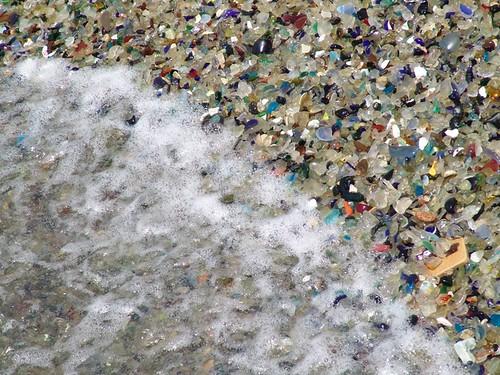 Scrap Glass on Murano, Italy (06/2005)