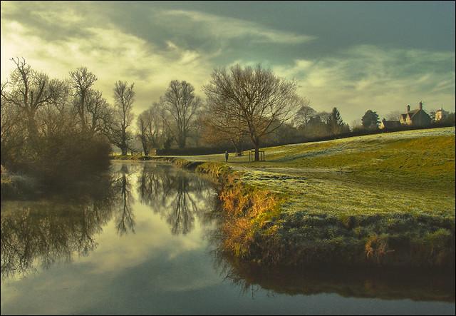 . Grantchester - (The Jogger) .
