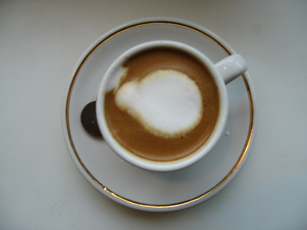 English In Italian: The Beginner's Guide To Different Types Of Coffee And Espresso