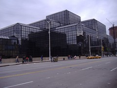 javits center by h-bomb, on Flickr