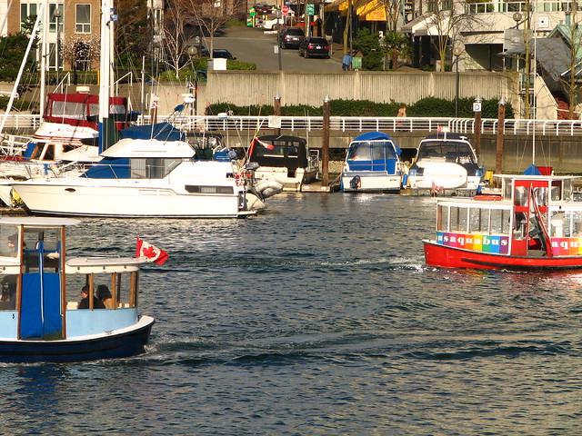 Granville Island Boat Rentals Vancouver Bc Vh S