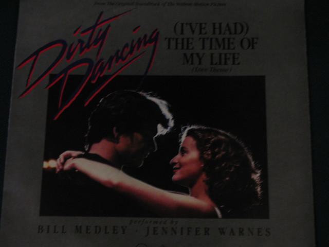 "Bill Medley & Jennifer Warnes - ""The Time of My Life"""