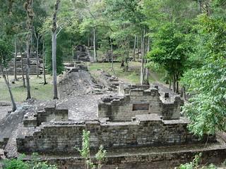 Image of Copan Ruins near Copán. chris america geotagged central honduras copan exodus geotoolyuancc geolat14839026 geolon89139891
